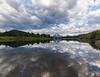 Reflections of Mount Moran (kellyandjaffe) Tags: moran wyoming unitedstates us grandtetonnationalpark grandtetonnp mountmoran reflections clouds nationalpark canon6d canon grandtetonnationalparkwy oxbowbend