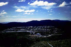 Cabramurra Town - Snowy Hydro Scheme Town - NSW 1959 (Aussie~mobs) Tags: cabramurra newsouthwales australia township vintage snowymountainshydroelectricscheme 1959 aussiemobs