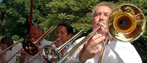 Trombones on Tour, 2008
