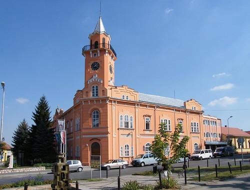 Siklós, Városháza