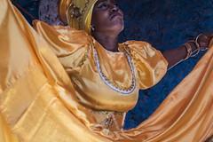 dancer at a Santeria ritual (Tripping Along) Tags: natgeoexpeditions cuba havana afrocuban dance ritual santeria