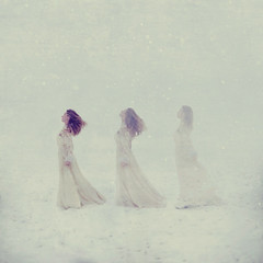 ghosts of past (brookeshaden) Tags:
