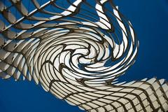 Torsion (Raggedjack1) Tags: plazadelaencarnacion woodenstructure spain parasol sevilla seville