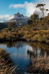 Cradle Mountain from Dove Lake in Tasmania (Yuga Kurita) Tags: cradle mountain tasmania australia landscape nature lake dove