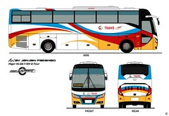 GL Trans Proposed livery by Janjan Paganao (JanStudio12) Tags: gl trans proposed livery by janjan paganao higer klq6118h utour bus lizardo art gregory sagada baguio cordillera tabuk lizard buses pinoy fanatic proposal design pbf transit besao jan