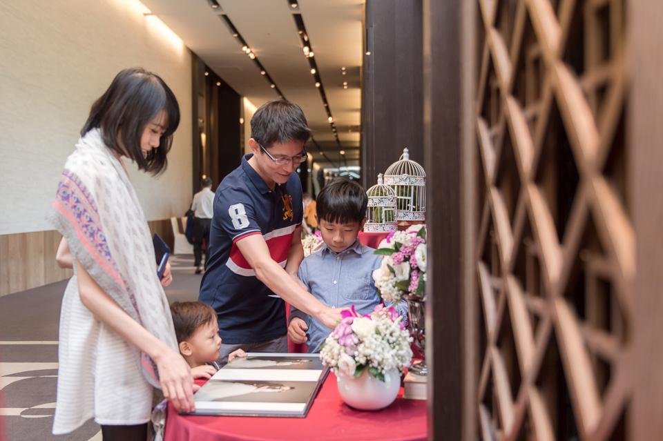 台南婚攝 晶英酒店 婚禮紀錄 C & Y 041