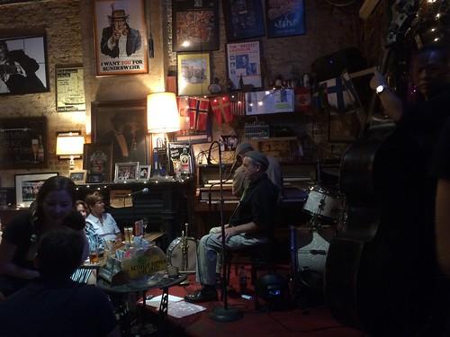nola jazz club