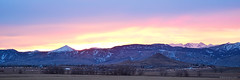 Boulder County Haystack Mountain Panorama View (Striking Photography by Bo Insogna) Tags: panorama colorado bouldercounty haystack mountains rockymountains nature landscapes insogna fineartprints stockimages peaks snow seasons travel
