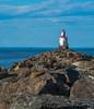 Light House (4Golden Hikers) Tags: nikon d7100 lighthouse lake outdoor architcture rock shore landscape