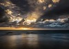 Rays (Alex Savenok) Tags: sunset nd1000hoya 10steps palmachimbeach d610 1635 f4 sea seascape mediterraneansea naturereserve israelnature israel iso100 longexposure