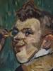 TOULOUSE-LAUTREC (de) Henri,1889 - Henry Samary (Orsay) - Detail 18 (L'art au présent) Tags: art painter peintre details détail détails detalles painting paintings peinture peintures 19th 19e peinture19e 19thcenturypaintings 19thcentury detailsofpainting detailsofpaintings tableaux orsay museum paris figure figures personnes people henridetoulouselautrec toulouselautrec henri henrysamary henry samary man men jeunehomme youngman homme jeunesse youth jeune young face visage monocle chapeauclac chapeau costume fashion mode uniform suit show spectacle comic fun drôle comique funny comédien acteur actor comedian player jeannesamary jeanne soeur sister brother frère jeannesamary'sbrother