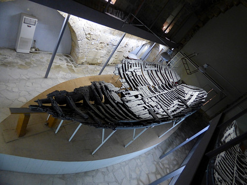 Girne - castle Roman shipwreck (5)