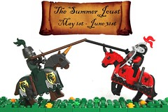 The Summer Joust - Coming Soon (soccersnyderi) Tags: summer joust castle contest prizes