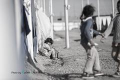 kids refuge (rebinchalak) Tags: refuge kids kurdistan iraq musl peshmarga iss isis rebin chalak kasikaky copyspace hasan sham camp