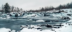 The river (tods_photo) Tags: ifttt 500pxrtg 500px stream waterfall river winter snow cold stone force current tree mountain rock