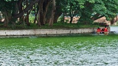 Ulsoor Lake. Bangalore. India. (Elena Prabhu) Tags: ulsoor lake bangalore india nature park