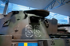 """Stridsvagn m-38 12 • <a style=""""font-size:0.8em;"""" href=""""http://www.flickr.com/photos/81723459@N04/33102491822/"""" target=""""_blank"""">View on Flickr</a>"""