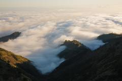 (RicardoPestana2012) Tags: cloud inversion madeira madeiraisland clouds mountains temperatureinversion