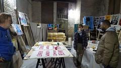 Break Free Art Build (ForestCity350) Tags: artbuild arthub breakfreemidwest