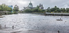SALMON WEIR AREA GALWAY [RIVER CORRIB] REF--107542