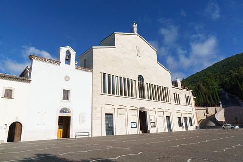 The Old and New Churches