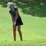 White Knoll girls Golf at Carolina Kickoff Invitational Aug 30-31,2015