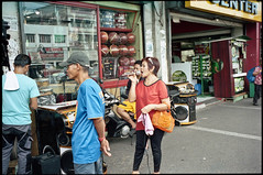 Test Test - Manila - Philippines (waex99) Tags: street leica woman man kodak august porta manila karaoke epson taal portra m6 quiapo tagatay philipinnes 400iso 2015 v500 35mmf28