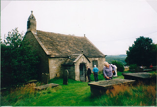 Aug 2002 St James the Less, Midhopestones
