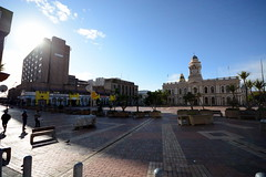 City Centre (Rushay) Tags: africa architecture southafrica nikon sigma british sunrays easterncape portelizabeth colonialism nelsonmandelabay