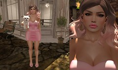#Look 1180 Pink mood on a sunny day (shirleyansari) Tags: pink look fashion day mood acid blues sunny fair boutique swallow bens auttumn 1180 punci bishes