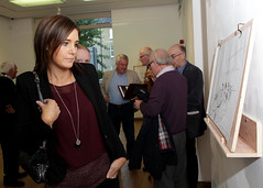 2015_Sep_(11) (Cavan County Council's Library Service) Tags: night live library arts culture drawings folklore sally launch cavan ucd runaways 2015 odowd mad4trad christir maccrthaigh