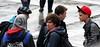Six (tezzer57) Tags: uk urban london candid trafalgarsquare teens guys smoking londonist