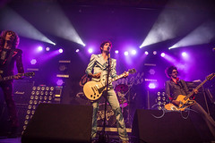 The Darkness - St. Andrews Hall - Detroit, MI 10/21/15