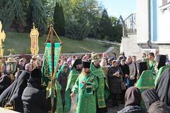 52. The commemoration day of St Sergius of Radonezh in Bogorodichnoe village / Праздник Прп. Сергия Радонежского в Богородичном