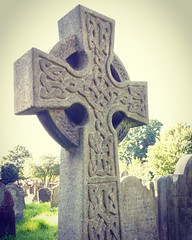 Celtic Cross (sabphoto69) Tags: old black love church grave graveyard photography death countryside graveyards 4 country samsung chapel note galaxy grief stourbridge sab swinford