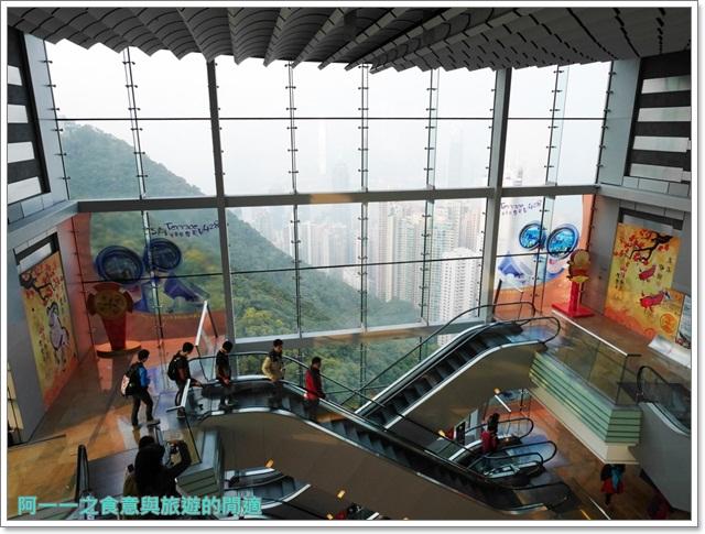 香港旅遊太平山夜景山頂纜車聖約翰座堂凌霄閣摩天台山頂廣場image067