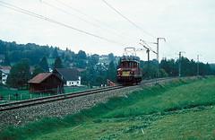 169 003   Bad Kohlgrub  25.09.81 (w. + h. brutzer) Tags: analog train germany deutschland nikon eisenbahn railway zug trains db locomotive 169 badkohlgrub lokomotive e69 elok eisenbahnen eloks webru