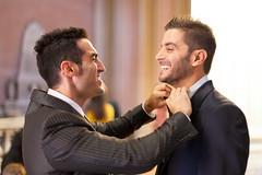 _MG_6649 (colizzifotografi) Tags: chiesa divertenti sposo cravatta testimone reporta