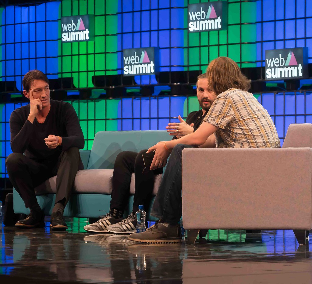THE WEB SUMMIT DAY TWO [ IMAGES AT RANDOM ]-109844