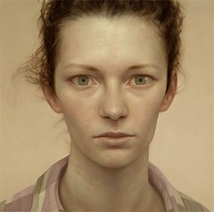 woman portrait, 2011 // by Lu Cong (mike catalonian) Tags: portrait painting 2011 lucong