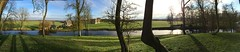 Lyveden panorama (dark_dave25) Tags: new november cold sunny national trust sloes 2015 lyveden bield