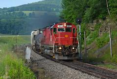 WNYP 431 Almond (LV 312) Tags: train signal localtrain freighttrain alco railroadsignal ol3 searchlightsignal c430 regionalrailroad shortlinerailroad alcolocomotive alcoc430 wnyp westernnewyorkpennsylvania almondny wnyp431 hornellturn westernnewyorkrailroads newyorkssoutherntier
