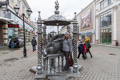 IMG_6728 (Denis Anikin) Tags: russia ru kazan город памятник кот казань баумана respublikatatarstan иринааникина
