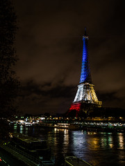 La tour Eiffel illumine en bleu blanc rouge - Fluctuat nec Mergitur - Libert, galit, fraternit (y.caradec) Tags: november blue light red white paris france tower seine night french rouge lumix europe ledefrance tour lumire couleurs flag eiffeltower illumination eiffel bleu libert toureiffel eiffelturm nuit blanc franais redwhiteblue nec drapeau illumine frenchflag rsistance tricolore bleublancrouge 2015 parisien attentat fraternit galit fluctuat mergitur solidarit liberteegalitefraternite bluewhitered tricolores drapeaufranais fluctuatnecmergitur 112115 rougeblancbleu gx7 211115 dmcgx7 lumixgx7 prayforparis attentatsdeparis jesuisparis noussommesparis 21112015 novembre2015 11212015 peaceforparis peace4paris toureiffelbleublancrouge couleurstricolores 21novembre2015 samedi21novembre2015 pray4paris iamparis