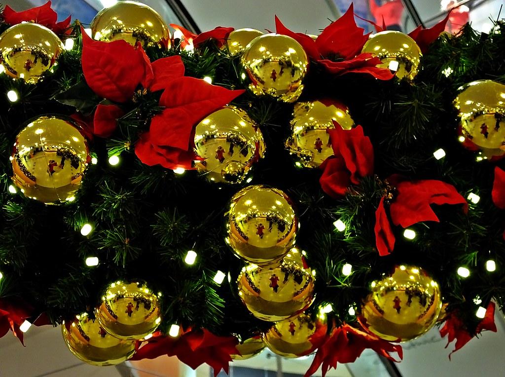 Weihnachtsdekoration kik online