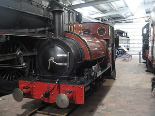 Corris Railway 3 Sir Haydn 14062014