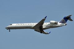 N768SK     YVR (airlines470) Tags: usa airport united express msn yvr 700 crj 702 skywest 10234 n768sk