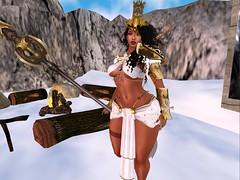 Neith WIP (Alsatia Kiryuin aka Allie-Gator) Tags: goddess egypt secondlife warrior hunter ankh deity roleplay neith egyptianpantheon secondlife:region=berlinalexsecondlifeparcelsteelhorsesaloonsecondlifex102secondlifey193secondlifez3825