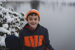 Winter 2017 (kellimatthews) Tags: winter play brothers kids snow outdoors oregon pnw