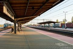Stacja Pruszcz Gdański (UrbFoto.pl) Tags: pruszcz pruszczgdański pkp kolej stacja przystanek